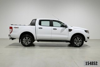 2018 Ford Ranger PX MkII MY18 XLS 3.2 (4x4) White 6 Speed Manual Double Cab Pick Up