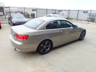 2008 BMW 335i E93 MY09 Bronze Metallic 7 Speed Auto Direct Shift Convertible