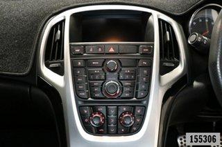 2015 Holden Astra PJ VXR Blue 6 Speed Manual Hatchback