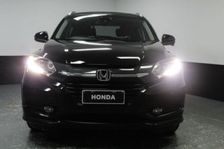 2015 Honda HR-V MY15 VTi-L Crystal Black 1 Speed Constant Variable Hatchback.