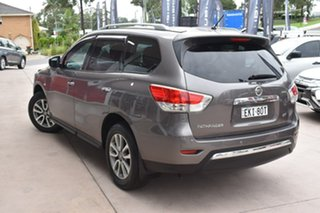 2014 Nissan Pathfinder R52 MY14 ST X-tronic 2WD River Stone 1 Speed Constant Variable Wagon.