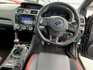 2019 Subaru WRX V1 MY19 STI AWD Premium Grey 6 Speed Manual Sedan