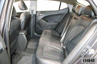 2013 Kia Optima TF MY13 Platinum Grey 6 Speed Automatic Sedan