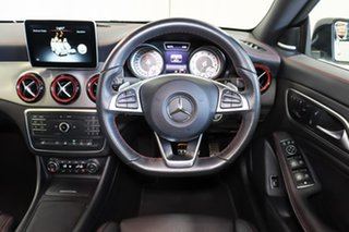 2016 Mercedes-Benz CLA-Class C117 806MY CLA250 DCT 4MATIC Sport White 7 Speed
