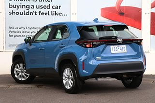 2020 Toyota Yaris Cross MXPB10R GX 2WD Mineral Blue 10 Speed Constant Variable Wagon.