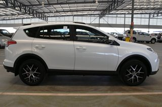 2016 Toyota RAV4 ZSA42R MY16 GXL (2WD) Glacier White Continuous Variable Wagon