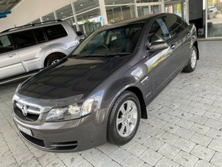 2009 Holden Commodore VE MY09.5 Omega Grey 4 Speed Automatic Sedan.