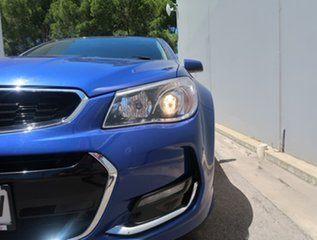 2016 Holden Commodore VF II MY16 SV6 Sportwagon Blue 6 Speed Sports Automatic Wagon