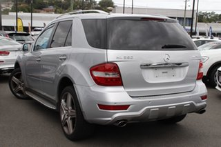 2010 Mercedes-Benz M-Class W164 MY10 ML350 Silver 7 Speed Sports Automatic Wagon.