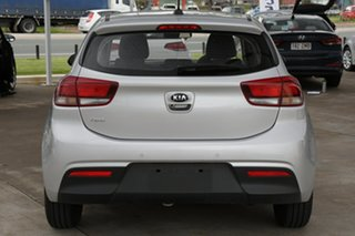 2019 Kia Rio YB MY20 S Silver 4 Speed Sports Automatic Hatchback