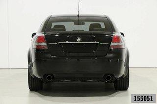 2012 Holden Calais VE II MY12 V Black 6 Speed Automatic Sedan