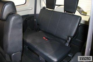 2014 Mitsubishi Pajero NW MY14 Exceed LWB (4x4) White 5 Speed Auto Sports Mode Wagon