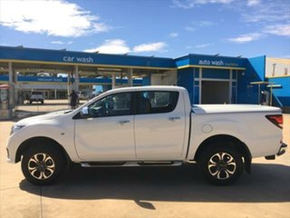 2019 Mazda BT-50 UR0YG1 XTR Cool White 6 Speed Sports Automatic Utility