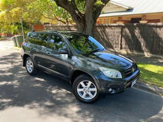 2008 Toyota RAV4 ACA33R MY08 Cruiser Grey 4 Speed Automatic Wagon.