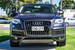 2011 Audi Q7 (No Series) TDI Black Sports Automatic Wagon