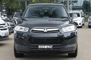 2015 Holden Captiva CG MY15 7 LS Active (FWD) Black 6 Speed Automatic Wagon