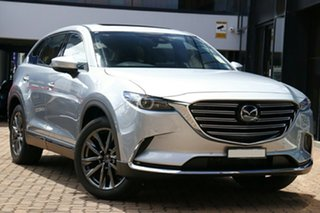 2020 Mazda CX-9 TC Azami SKYACTIV-Drive i-ACTIV AWD Sonic Silver 6 Speed Sports Automatic Wagon
