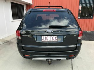 2012 Ford Territory SZ TS Seq Sport Shift AWD Grey 6 Speed Sports Automatic Wagon