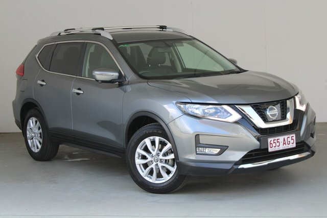 Used Nissan X-Trail T32 Series II ST-L X-tronic 2WD Phillip, 2018 Nissan X-Trail T32 Series II ST-L X-tronic 2WD Grey 7 Speed Constant Variable Wagon