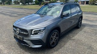 2020 Mercedes-Benz GLB-Class X247 800+050MY GLB250 DCT 4MATIC Mountain Grey 8 Speed.