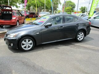 2008 Lexus IS250 Grey 4 Speed Automatic Sedan