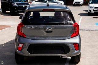 2020 Kia Picanto JA MY21 S Grey 4 Speed Automatic Hatchback.