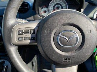 2010 Mazda 2 DE10Y1 Maxx Green 4 Speed Automatic Hatchback