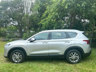 2020 Hyundai Santa Fe Tm.v3 MY21 DCT Typhoon Silver 8 Speed Sports Automatic Dual Clutch Wagon