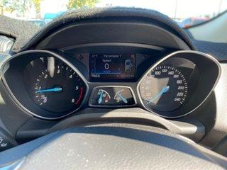 2016 Ford Kuga TF MY16.5 Trend PwrShift AWD Silver 6 Speed Sports Automatic Dual Clutch Wagon