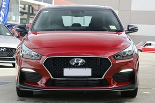 2020 Hyundai i30 PD.V4 MY21 N Line D-CT Premium Firey Red 7 Speed Sports Automatic Dual Clutch