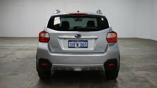 2013 Subaru XV G4X MY13 2.0i-S Lineartronic AWD Silver 6 Speed Constant Variable Wagon