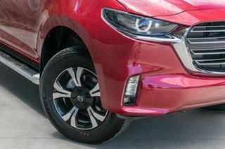 2020 Mazda BT-50 BT-50 B 6AUTO 3.0L DUAL CAB PICKUP XTR 4X4 Red Volcano Crewcab.