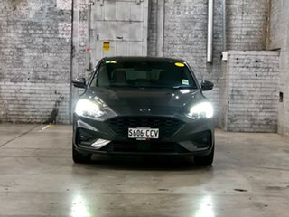2019 Ford Focus SA 2019.25MY ST-Line Grey 8 Speed Automatic Hatchback.