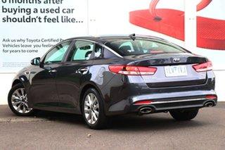 2017 Kia Optima JF MY18 SI Grey 6 Speed Sports Automatic Sedan.