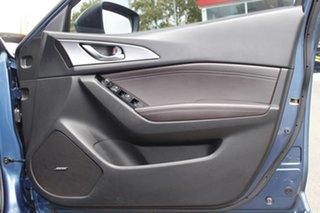 2018 Mazda 3 BN5238 SP25 SKYACTIV-Drive GT Blue 6 Speed Sports Automatic Sedan
