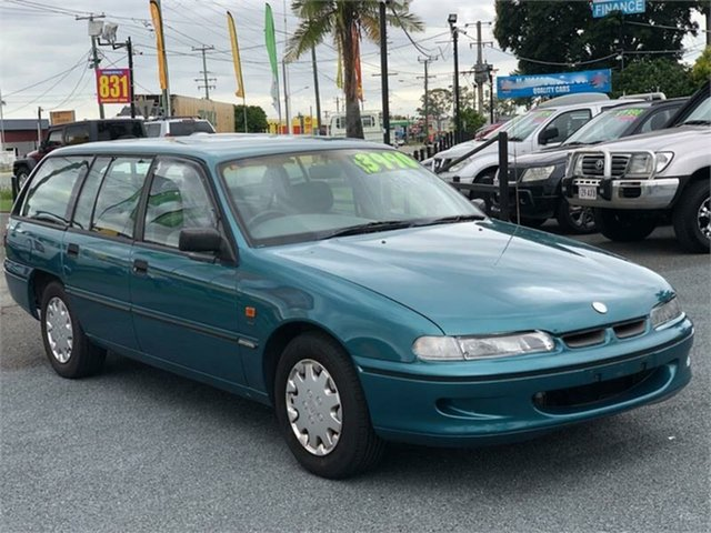 Used Holden Commodore Archerfield, 1994 Holden Commodore [Empty] Green Wagon