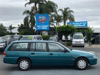 1994 Holden Commodore [Empty] Green Wagon