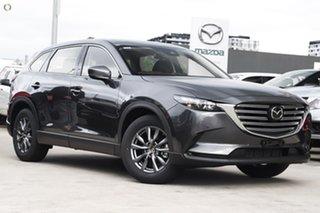 2020 Mazda CX-9 TC Touring SKYACTIV-Drive Grey 6 Speed Sports Automatic Wagon.