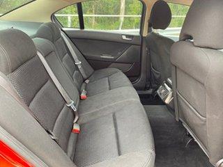 2010 Ford Falcon FG XR6 Red 5 Speed Auto Seq Sportshift Sedan