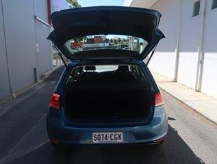 2013 Volkswagen Golf VII MY14 90TSI Comfortline Blue 6 Speed Manual Hatchback