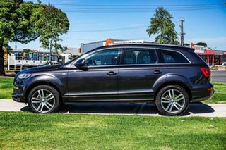 2011 Audi Q7 (No Series) TDI Black Sports Automatic Wagon.