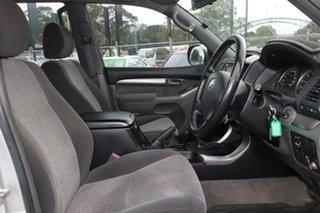 2006 Toyota Landcruiser Prado GRJ120R GXL Silver 5 Speed Automatic SUV