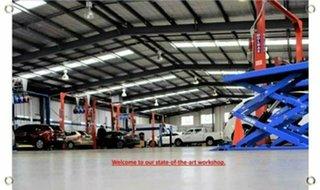 2011 Mitsubishi Triton MN MY11 GLX-R Double Cab Blue 5 Speed Sports Automatic Utility.