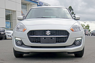2020 Suzuki Swift AZ Series II GL Navigator Pure White Pearl 5 Speed Manual Hatchback.