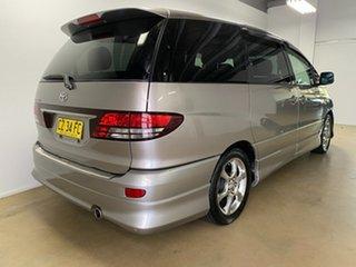 2005 Toyota Estima ACR30 Aeras Grey 4 Speed Automatic Wagon.
