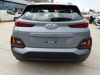 2018 Hyundai Kona OS MY18 Active 2WD Lake Silver 6 Speed Sports Automatic Wagon