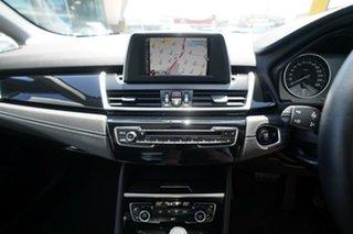 2015 BMW 220i F45 Active Tourer Sport Line Alpine White 8 Speed Automatic Wagon