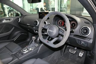 2020 Audi RS 3 8V MY20 Carbon Edition S Tronic Quattro Grey 7 Speed Sports Automatic Dual Clutch.