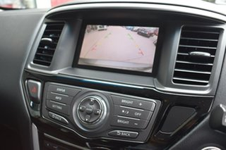 2014 Nissan Pathfinder R52 MY14 ST X-tronic 2WD River Stone 1 Speed Constant Variable Wagon