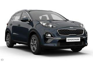 2020 Kia Sportage QL MY21 S 2WD Blue 6 Speed Sports Automatic Wagon